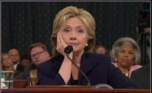 Hillary Clinton at Benghazi hearing